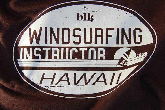 Blink, la windsurf touch