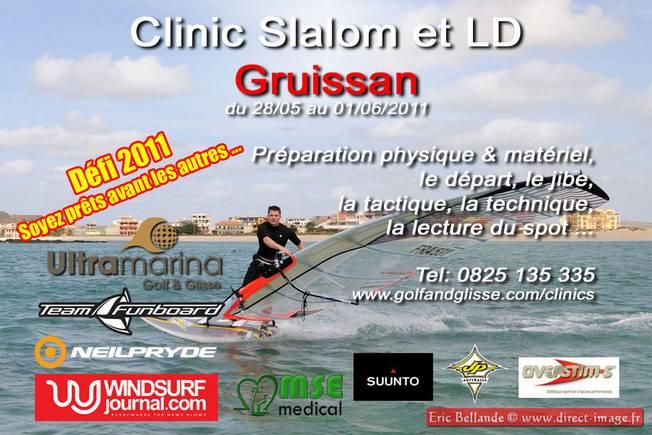 Clinic Défi Wind 2011