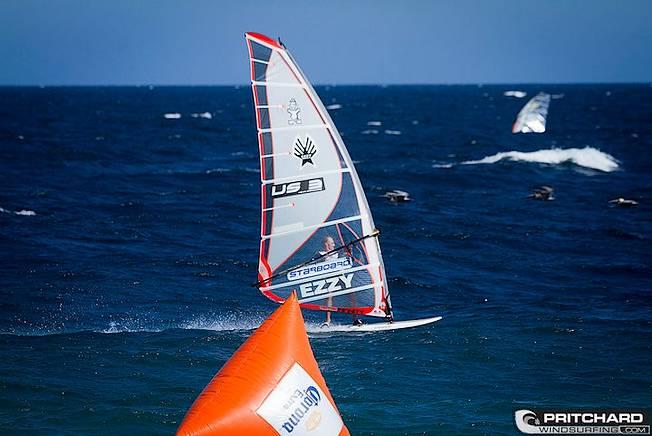 Kevin Pritchard vs kitesurfers