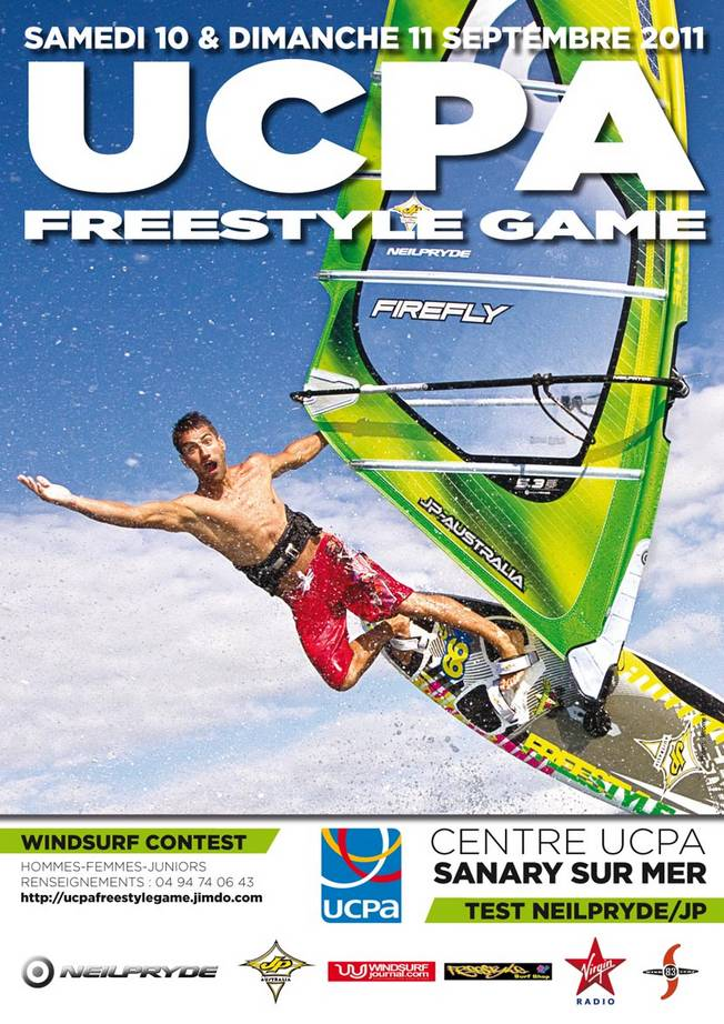 UCPA Freestyle Game