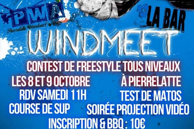 WindMeet à Pierrelatte