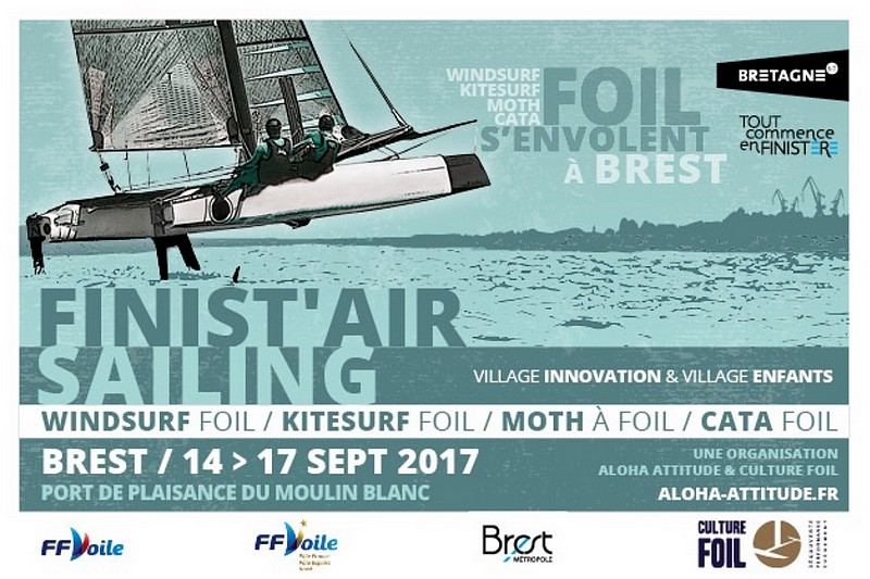 Finist'AIR Sailing