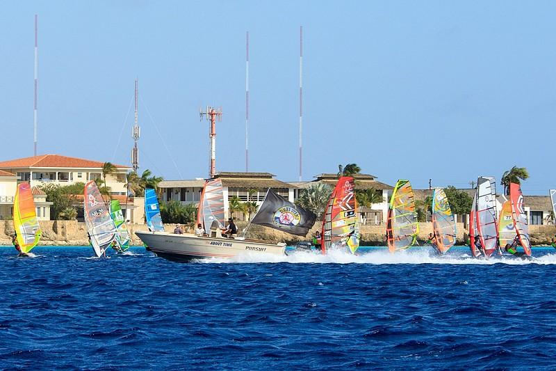 Défi Wind Caribbean : Une funny race pour finir