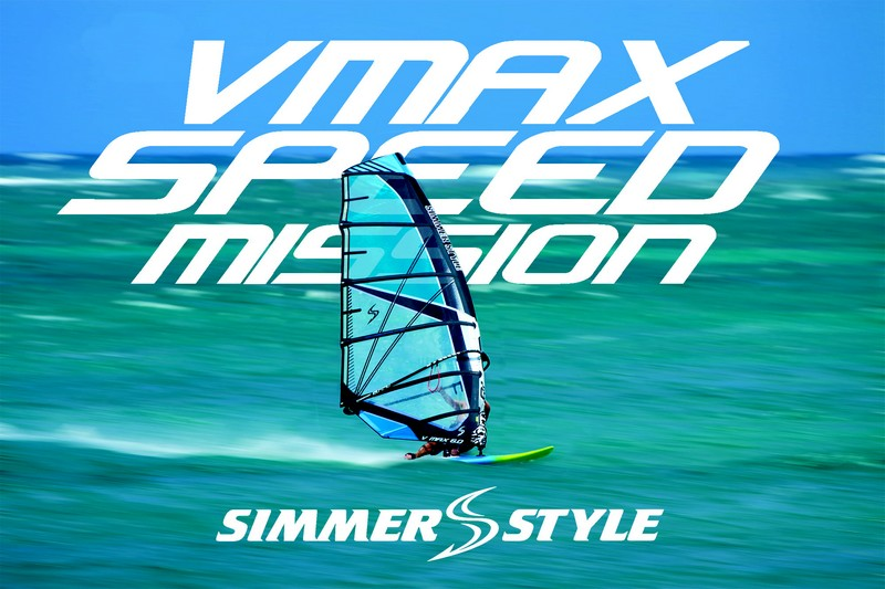Défi Wind : Vmax Speed Mission