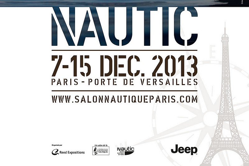 Nautic salon nautique de paris windsurf journal 05 for Parking porte de versailles salon nautique