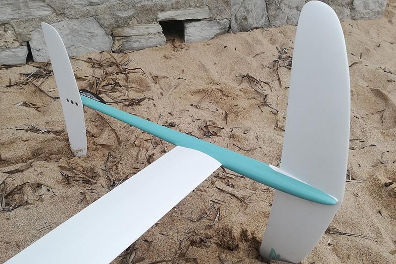 Test Zeeko Windfoil Alu XLW Series