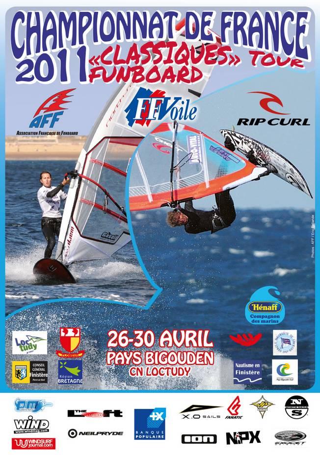 Classiques Tour Funboard 2011 - Loctudy