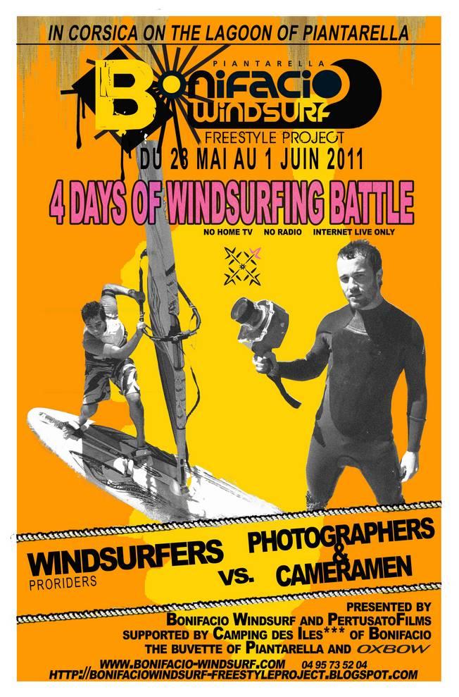 Bonifacio Windsurf Freestyle Project V2