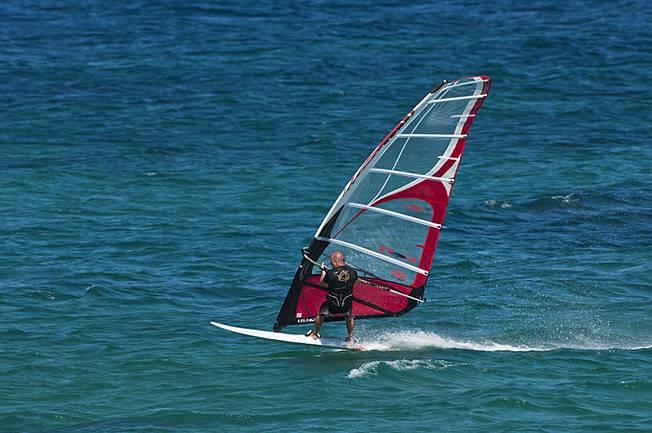 Du boulot dans le windsurf