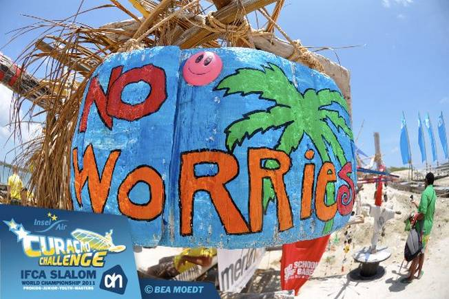 C'est fini à Curaçao