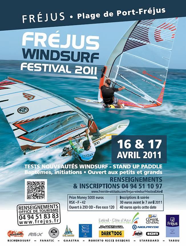 Fréjus Windsurf Festival 2011