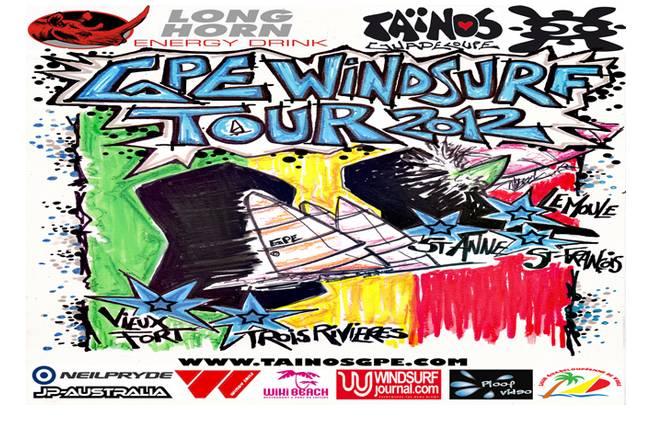 GPE Windsurf Tour 2012