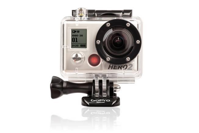 Une nouvelle GoPro HD