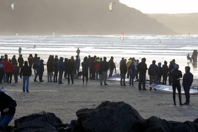 Place au windsurf !