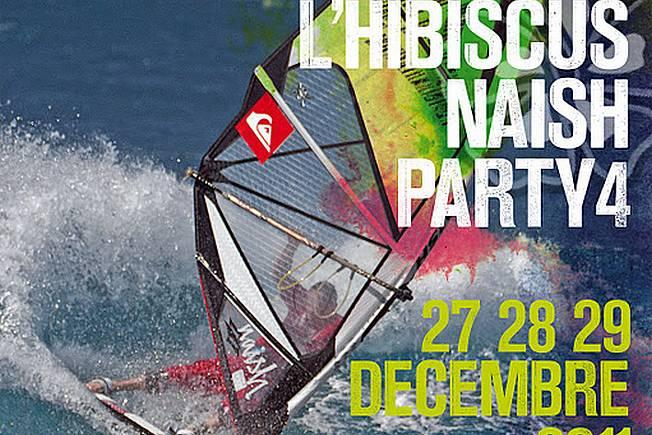 L\'Hibiscus Naish Party 4