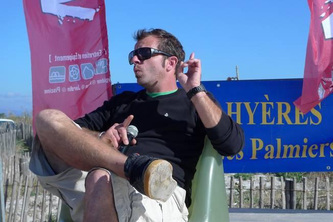 Bertrand Fourtias, l'interview