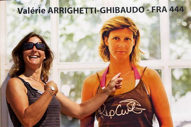 Valérie Arrighetti-Ghibaudo, l'interview