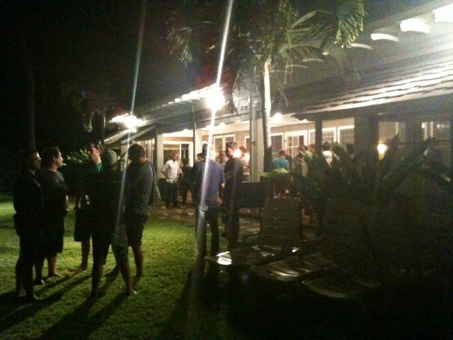Naish Meeting 2012 - Jour 0