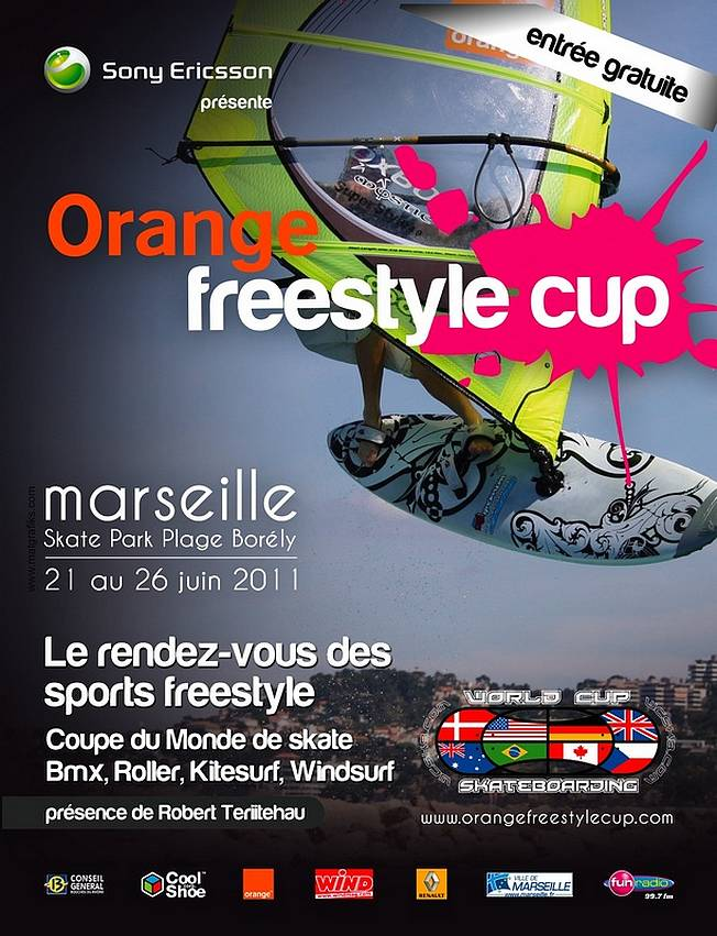 Orange Freestyle Cup 2011