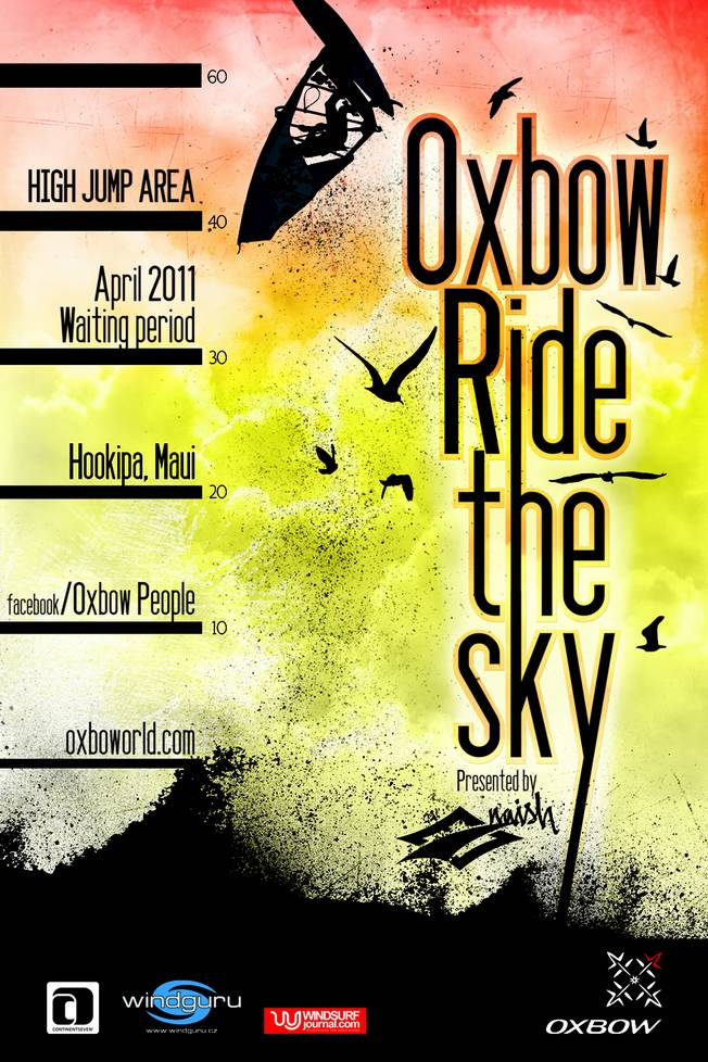 Oxbow Ride The Sky - Les inscrits