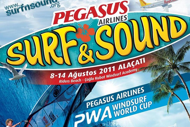 Pegasus Airlines PWA World Cup 2011