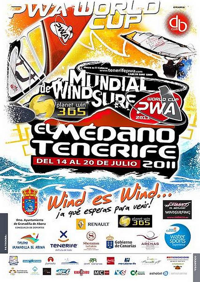 Tenerife PWA World Cup 2011