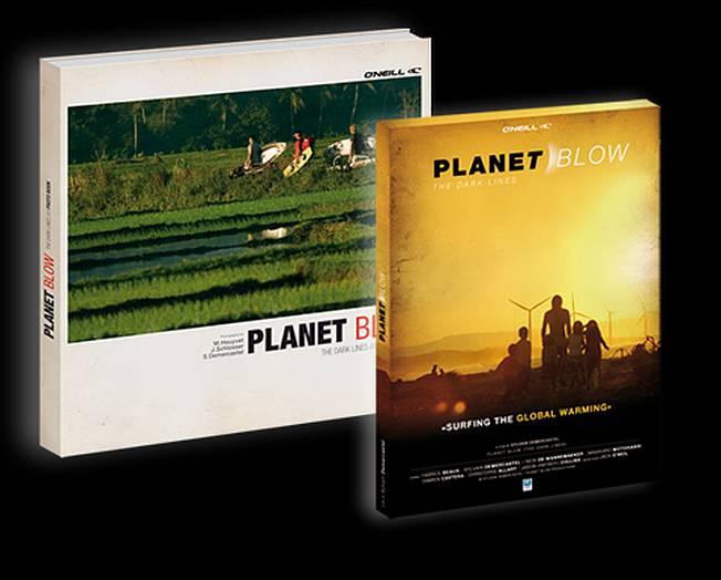 Jeu concours Planet Blow - The Dark Lines