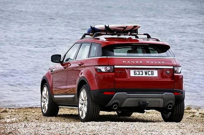 Starboard et Range Rover