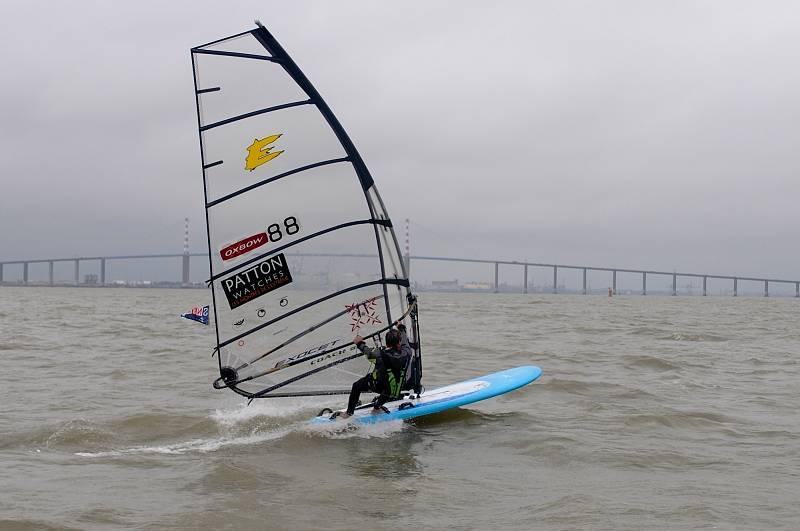 Le Record SNSM en windsurf