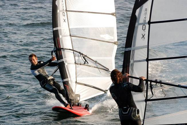 Week-end tests Exocet - XO Sails