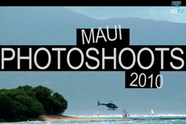 Maui Photoshoots 2010