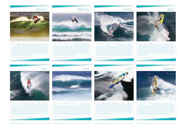 2013 Windsurfing Calendar