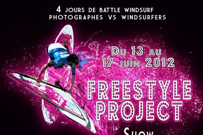 Bonifacio Windsurf Freestyle Project