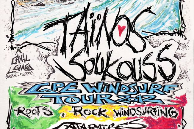 GPE Windsurf Tour 2012 - Taïnos Soukouss