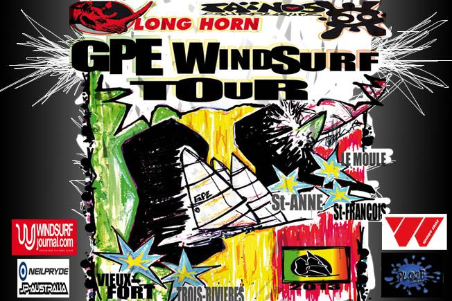 GPE Windsurf Tour 2013