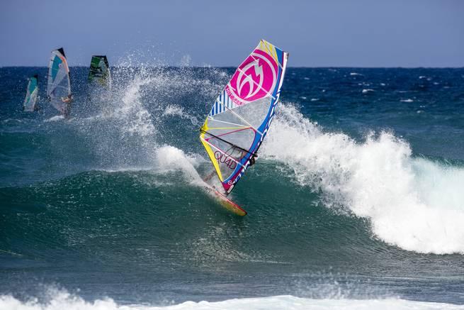 Hot Sails Maui QU4D 2013