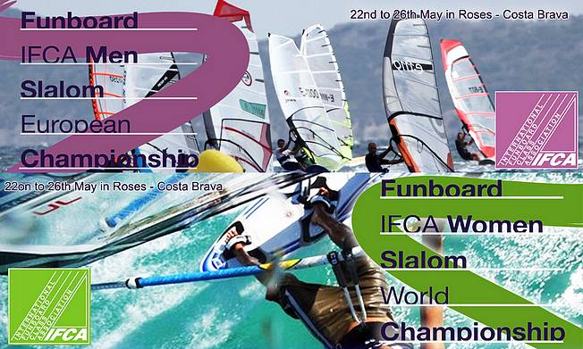 IFCA Europeans - Worlds 2012