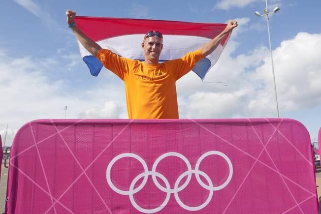 La fessée olympique !