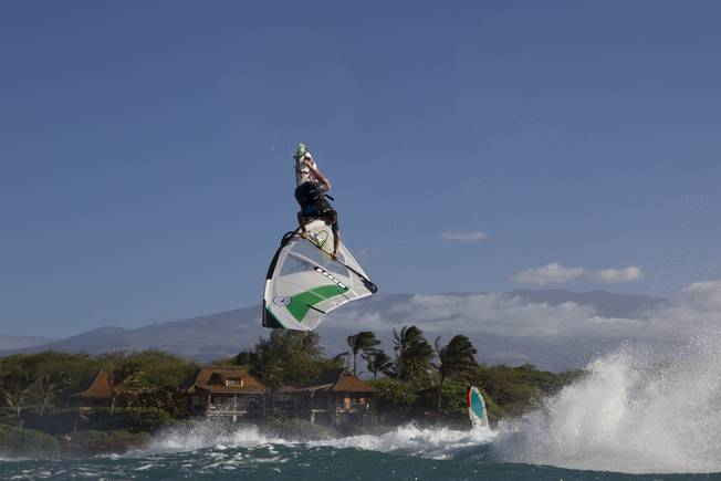 Marcilio Browne chez Goya Windsurfing