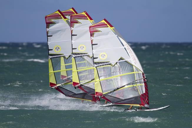 North Sails Warp F2012