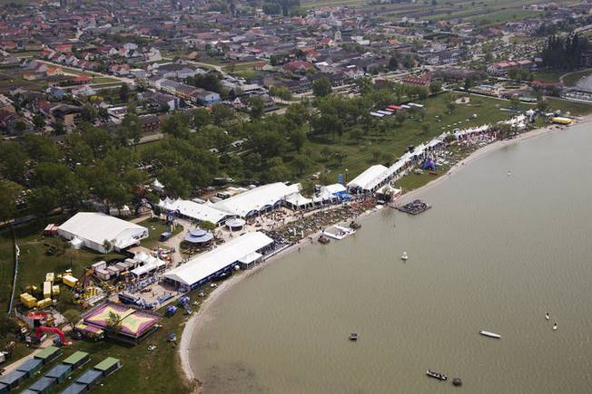 PWA Surf World Cup Podersdorf 2012