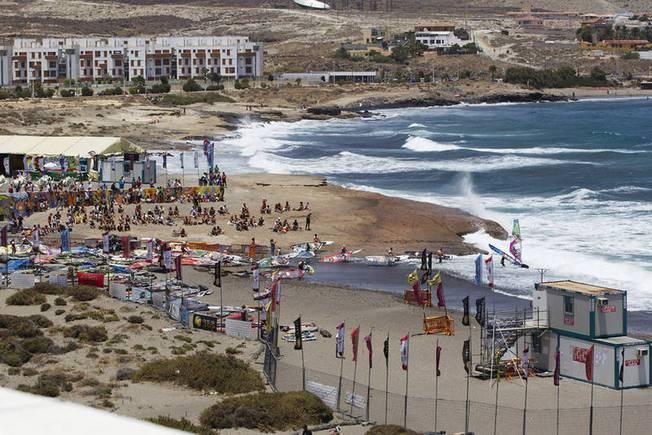 PWA World Cup Tenerife 2012