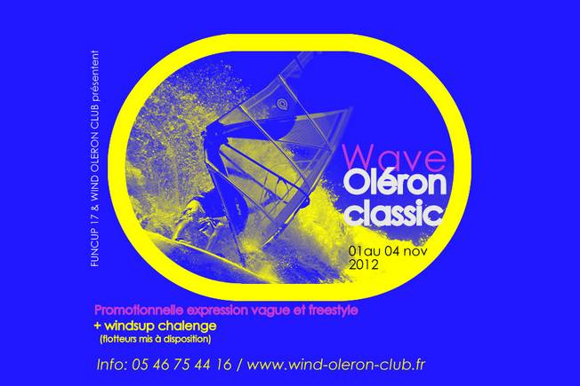 Wind and Freestyle Oléron Classic 2012