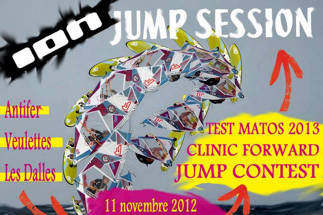 ION Jump Session