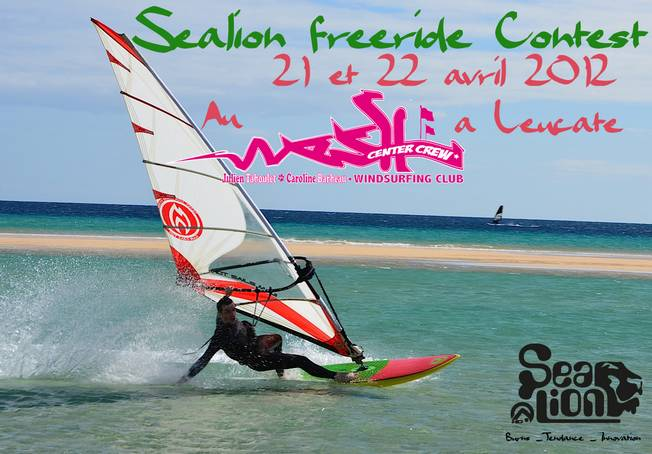 Sealion Freeride Contest