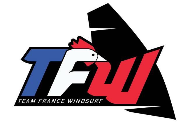 Team France Windsurf