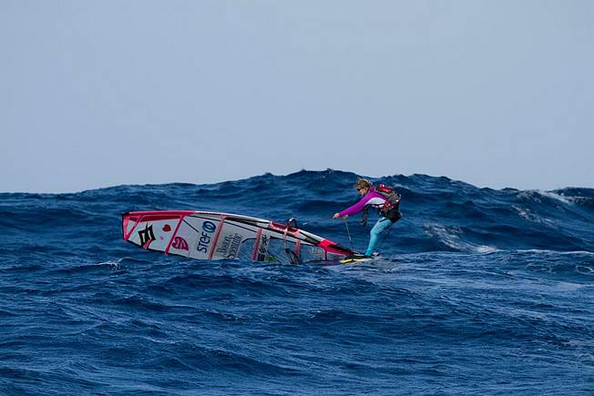 Windsurf Transatlantic - Jour 11 et 12