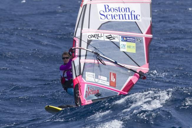 Windsurf Transatlantic - Jour 5