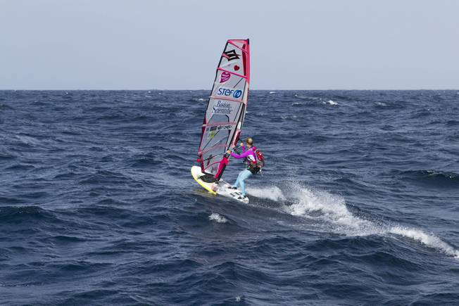 Windsurf Transatlantic - Jour 7
