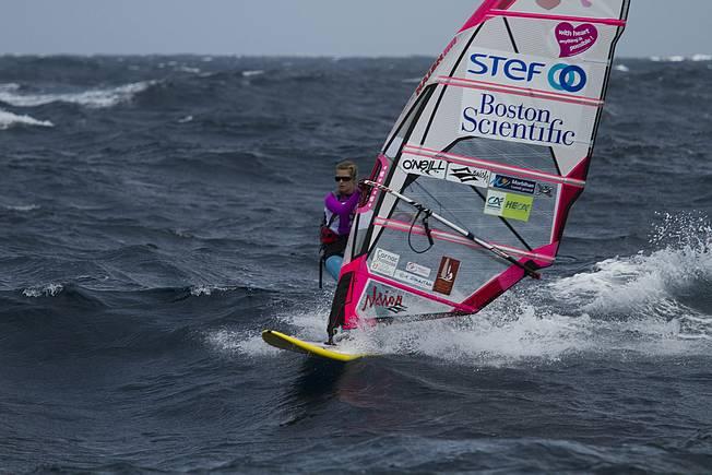 Windsurf Transatlantic - Jour 8